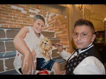 Paint by Numbers - Bar Mitzvah event