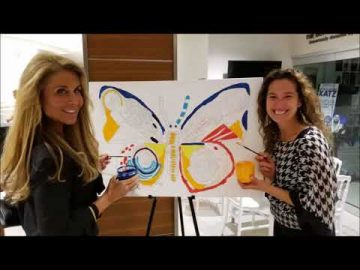 Paint by Numbers - Shalva National Children's Center